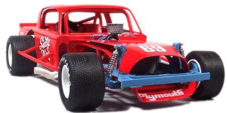 Repaint Plastic Car Parts
