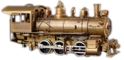 The Beauty of Brass Model Trains | Collectors Weekly