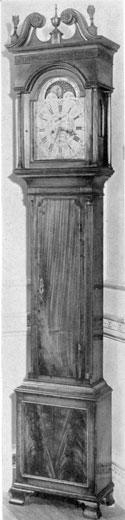 Case by Edward James, Philadelphia; 1775