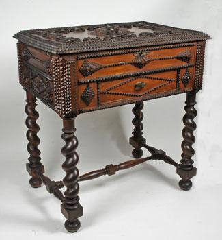 Tramp Vanity Table