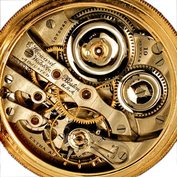 A Short History Of The American Antique Pocket Watch