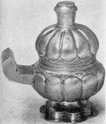 8. The 15th century Rodney Cup that fetched $38,000 at the Swaythling sale in 1924.