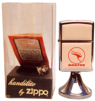 Zippo Table Lighter