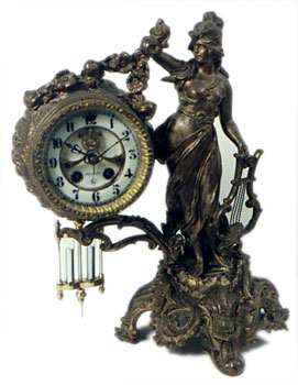 Beatrice by Gilbert Clock Co. ca. 1910