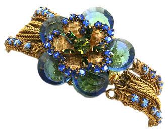 Bracelet c. 1960s. Robert Clark design.