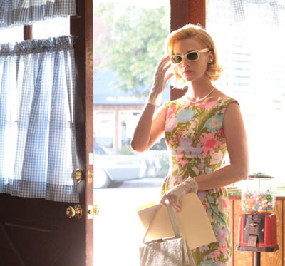 Betty Draper (January Jones) in Episode 7.