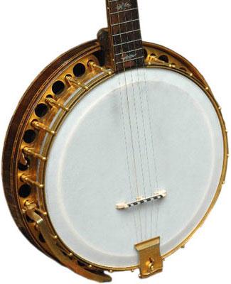 1924 Paramount Style F Original Five String Banjo