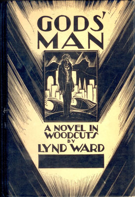 Gods Man by Lynd Ward
