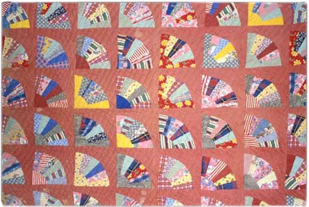 The History of American Quiltmaking: An Interview with Merikay ... : traditional american quilts - Adamdwight.com