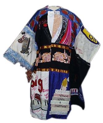 Gypsy robe