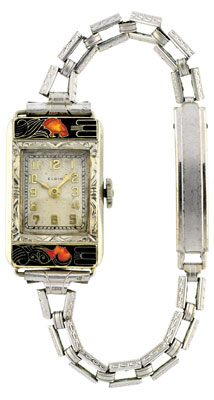 Early Ladies Wristwatches When Beauty Came Before