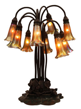 Tiffany Lamp Appraiser Arlie Sulka An Interview With