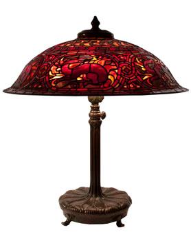 Salamander Lamp