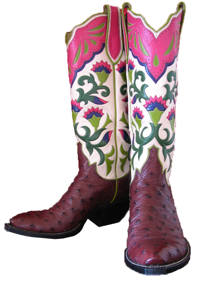 Cowboy Boot Makers ~ The best cowboy boots in texas window shopping with