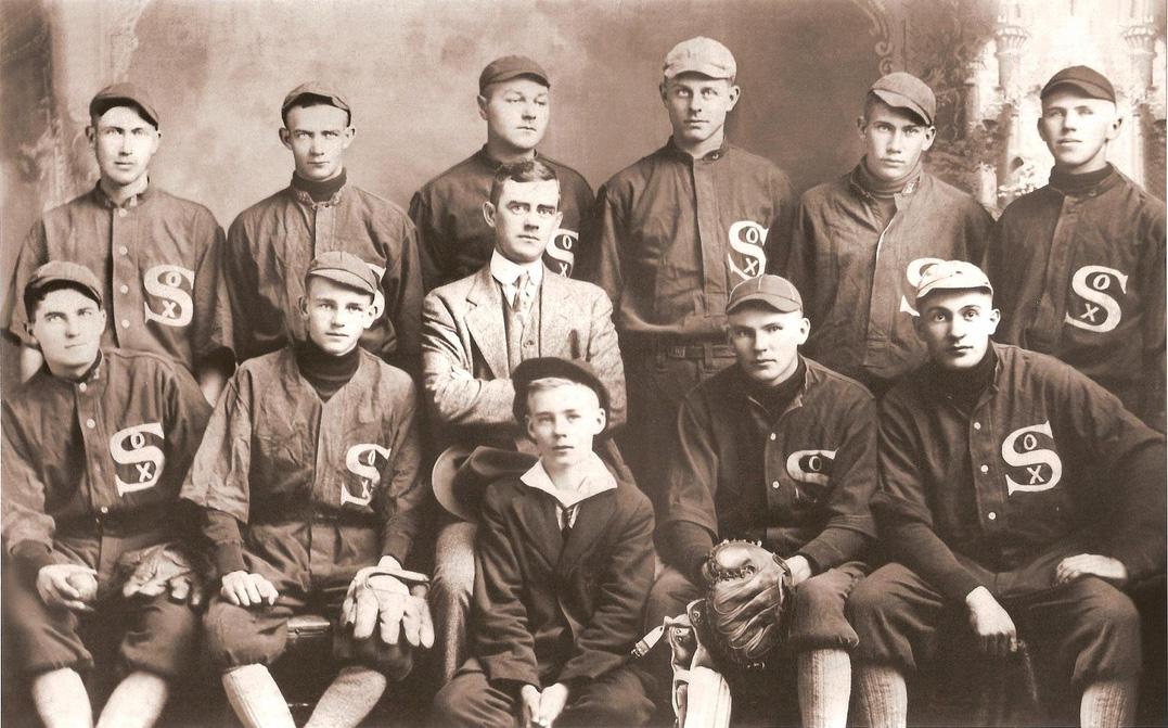 mystery baseball team