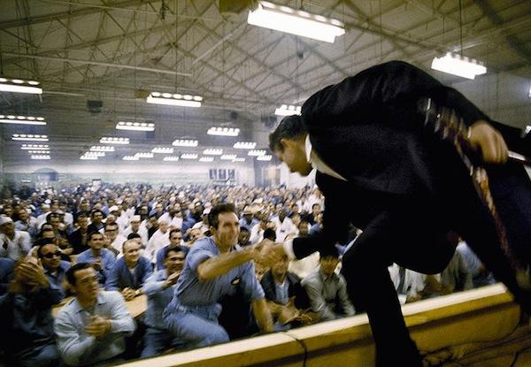 Johnny Cash, Folsom Prison, January 13, 1968