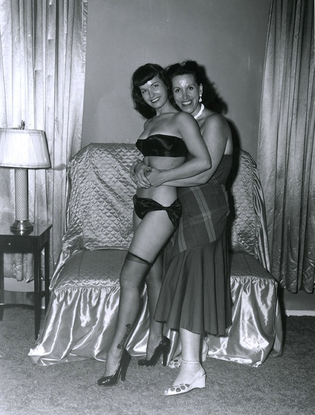 Betty Page Photos: The Woman Behind Bettie Page