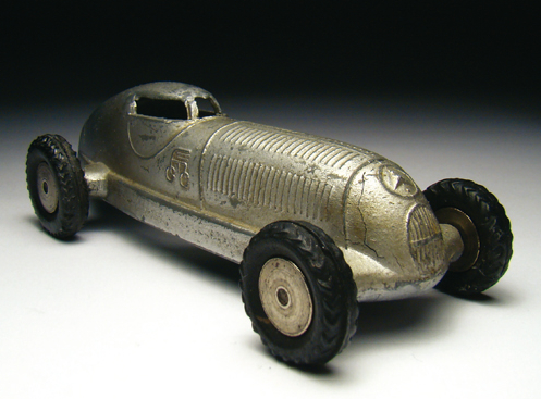 Old Cars That Are Cigar Shaped