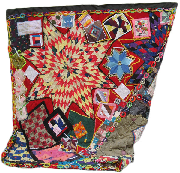 The Beautiful Chaos of Improvisational Quilts Collectors Weekly