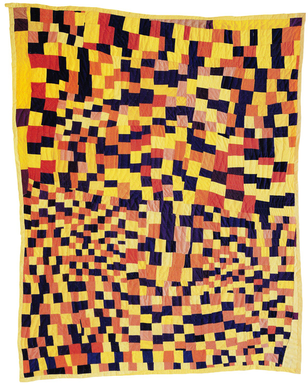 The Beautiful Chaos of Improvisational Quilts | Collectors Weekly : the making of an american quilt - Adamdwight.com