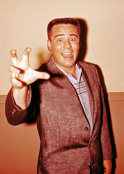 "The Big Bopper in August, 1958, around the time of his big hit, ""Chantilly Lace."""