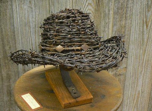 Barbed wire from cowboy scourge to prized relic of the