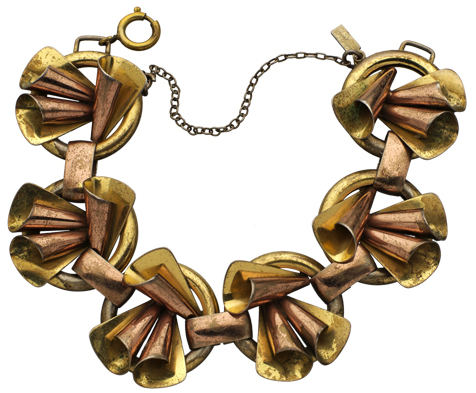 Costume jewelry ...  sc 1 st  Collectors Weekly & Modern Metallics: Monet Costume Jewelry | Collectors Weekly