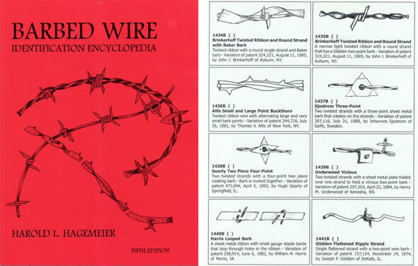 Barbed Wire, From Cowboy Scourge to Prized Relic of the Old West ...