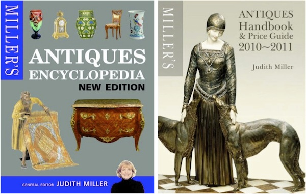 "The cornerstones of Miller's publishing efforts are her ""Antiques Encyclopedia"" and ""Antiques Handbook & Price Guide."""