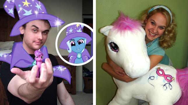 My Little Pony Smackdown Girls Vs Bronies Collectors