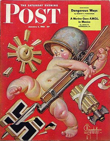 1943 Saturday Evening Post