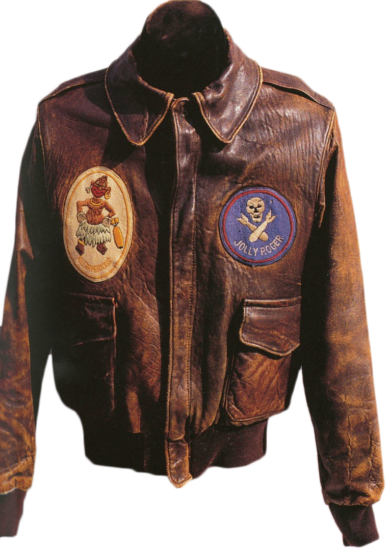 ba58822f7a3 WWII War Paint: How Bomber-Jacket Art Emboldened Our Boys ...