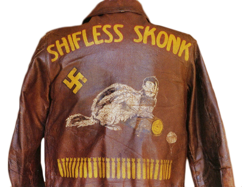 WWII War Paint: How Bomber-Jacket Art Emboldened Our Boys ...