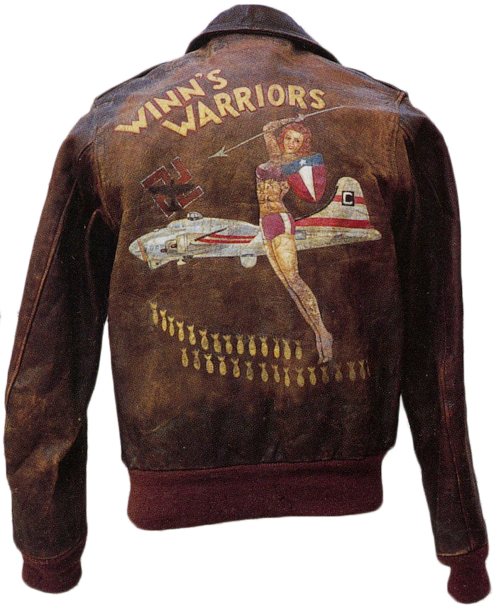 dc749aae96d WWII War Paint  How Bomber-Jacket Art Emboldened Our Boys ...