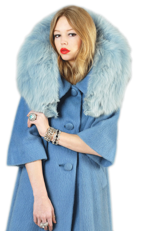 Should You Feel Guilty About Wearing Vintage Fur
