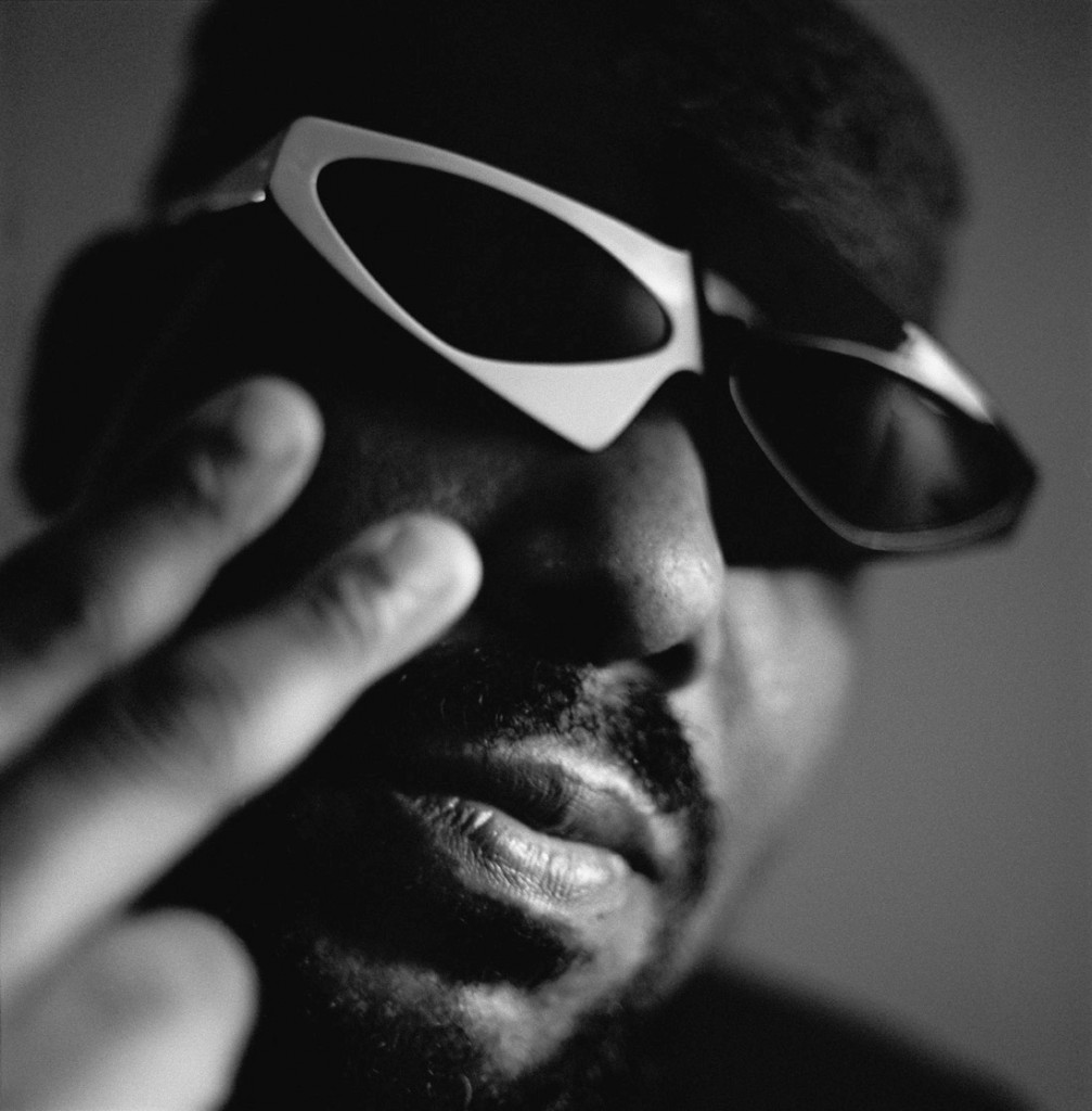 Afrika Bambaataa in 1998. Photo by Mika Väisänen, via WikiCommons.