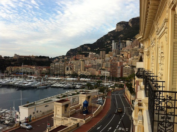 The filmmakers visited Monte Carlo to uncover the mysteries of philately. (Courtesy of Concentrated.tv)