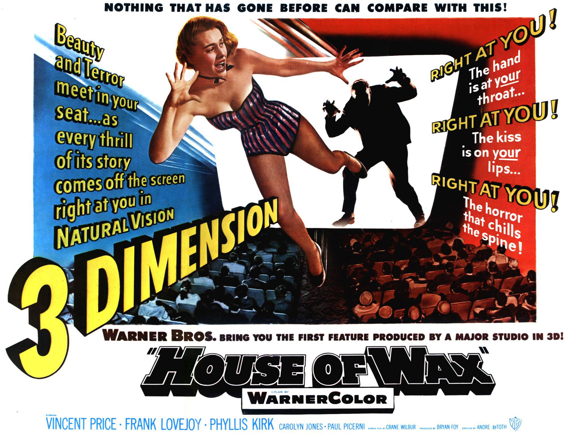 Warning! These 1950s Movie Gimmicks Will Shock You ...