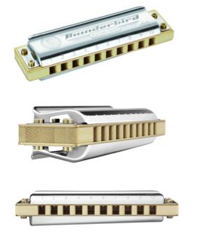 Joe filisko brass harmonicas