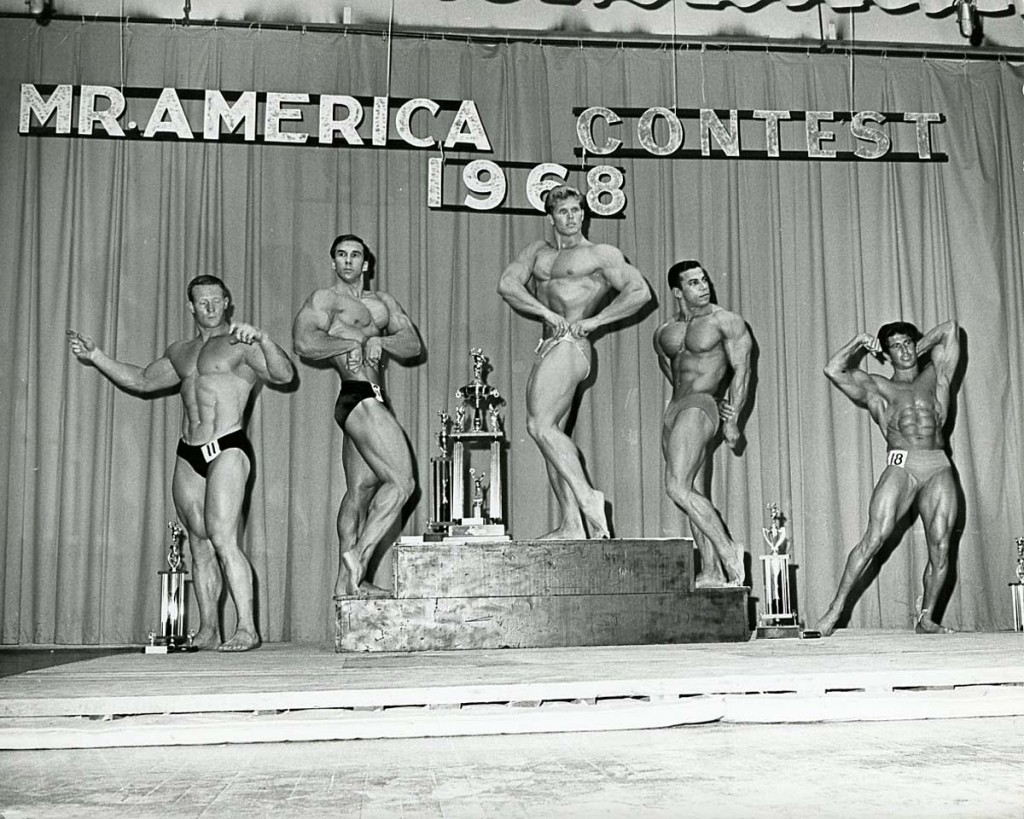 Even before the advent of steroids, muscular bodies were growing more extreme.
