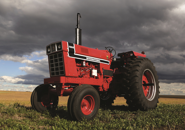 Red Brand New Farmall Tractors : Rise of the machines tractors and end rural