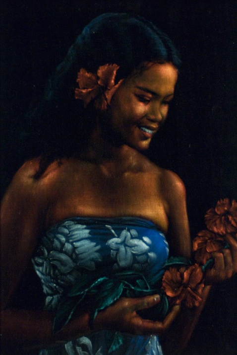 Velvet underdogs in praise of the paintings the art world loves to one of the many beautiful tahitian women leeteg painted courtesy of brigham young university altavistaventures Image collections