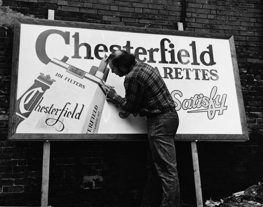Artisanal advertising reviving the tradition of hand painted signs but before cheaply made vinyl banners took the heart out the sign industry malvernweather Image collections