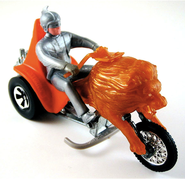 The Centurian was a three-wheeled motorcycle from the 1973 RRRumblers series.