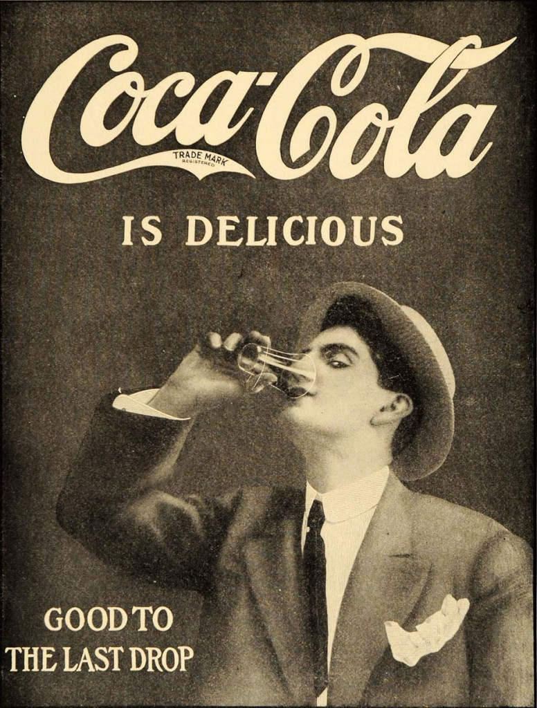 1907 Coke Cropped Sodas Reputation Has Fallen A
