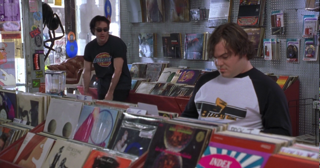 "Like a scene straight out of ""High Fidelity,"" Goldman spent his formative years hanging around record stores and learning from the masters."
