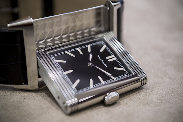 The LeCoultre Reverso was originally designed in 1931 for polo players.