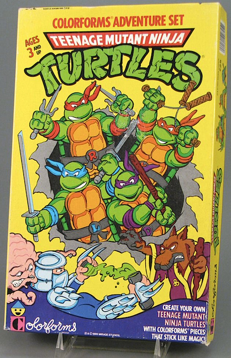 ColorformsStrongTurtles