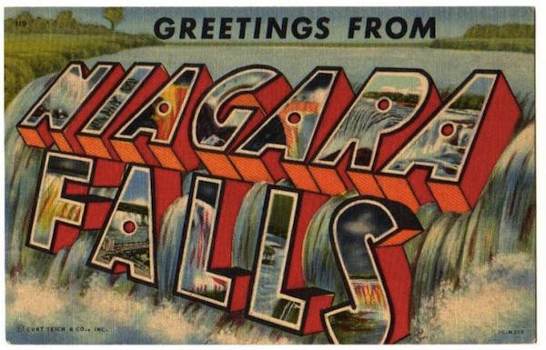 Niagara Falls sized