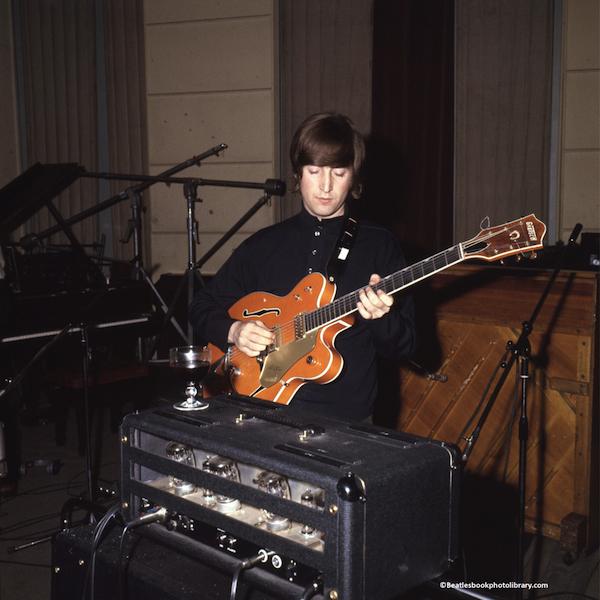 Will John Lennons Paperback Writer Guitar Be A Million Dollar